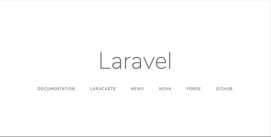 Laravel Server Test