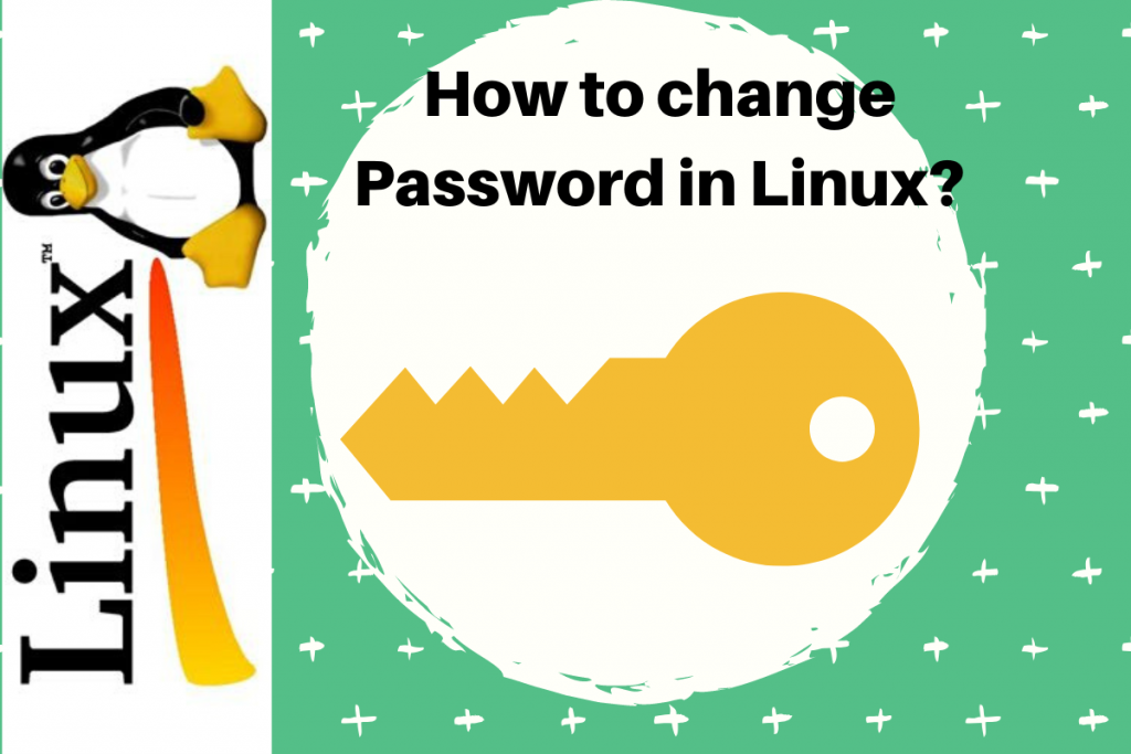 How To Change Password In Linux