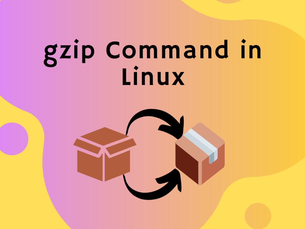 Gzip Command In Linux