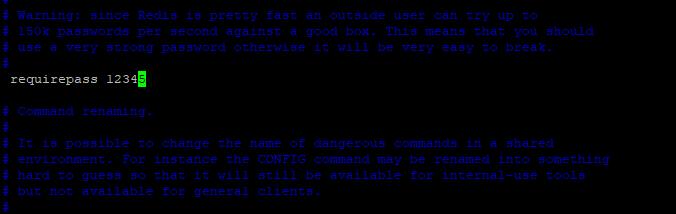 Configure The Password Step4