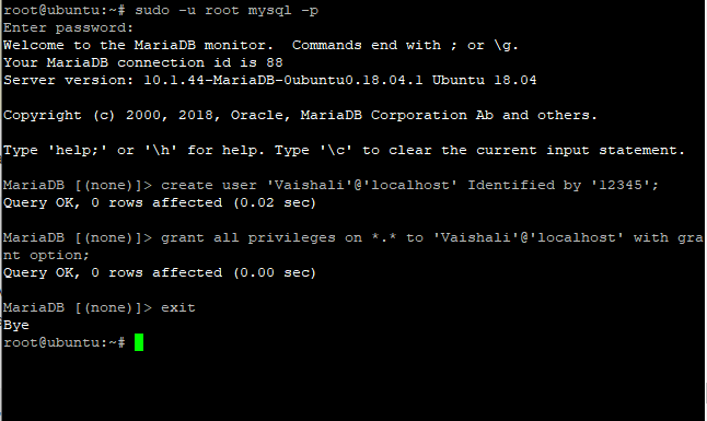 Enter Mysql Database Step6 1