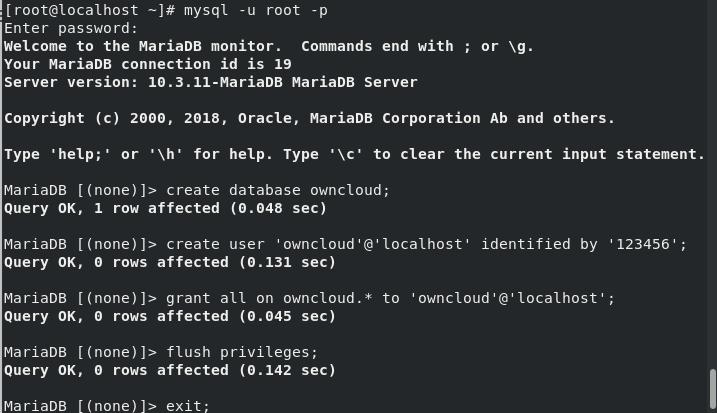 Run Mysql Commands Step11 1