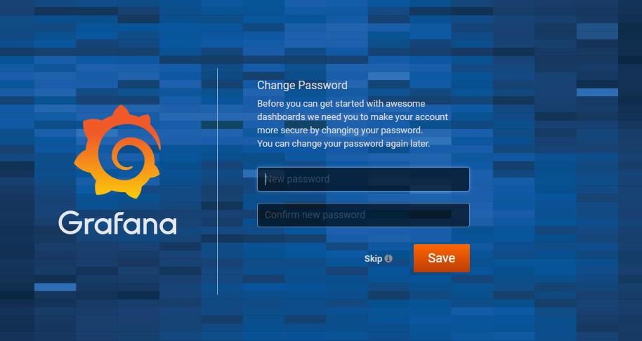 Set The Password 1