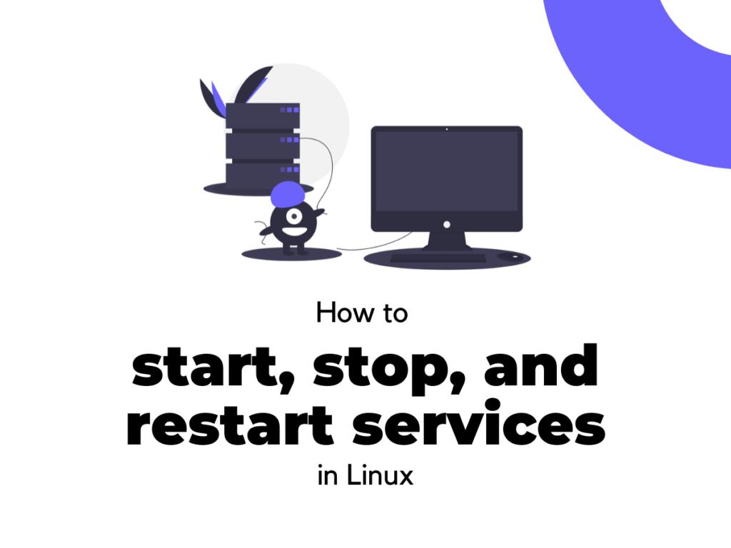 Start, Stop, Restart (1)