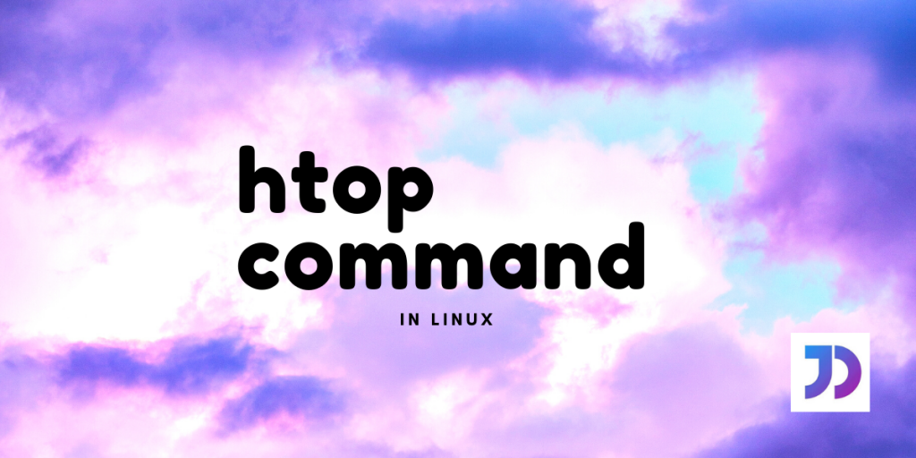 Htop Command Featured Image