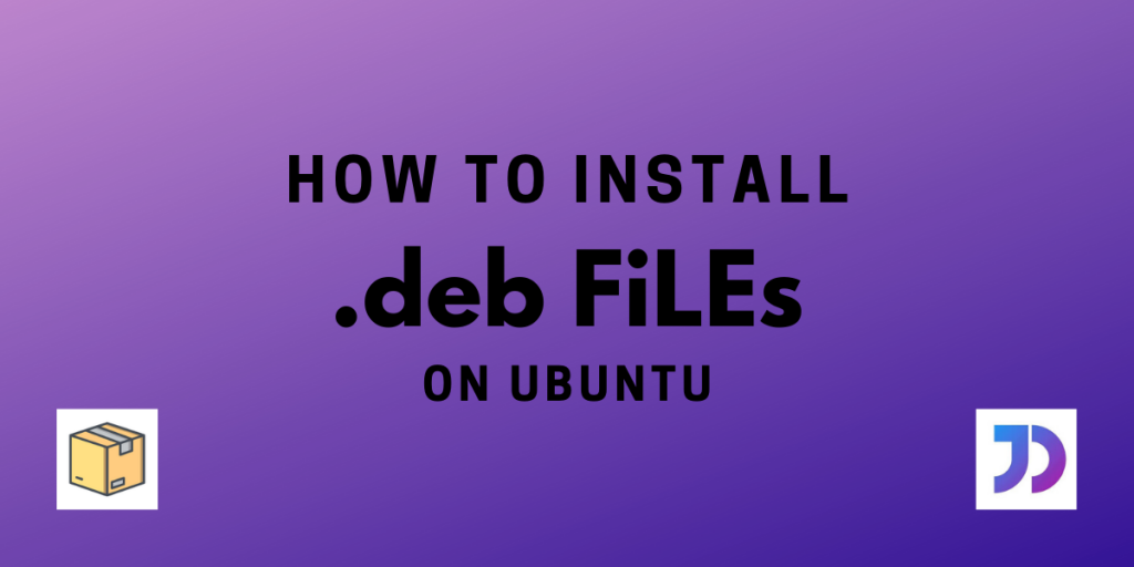 Install Deb File Featured Image