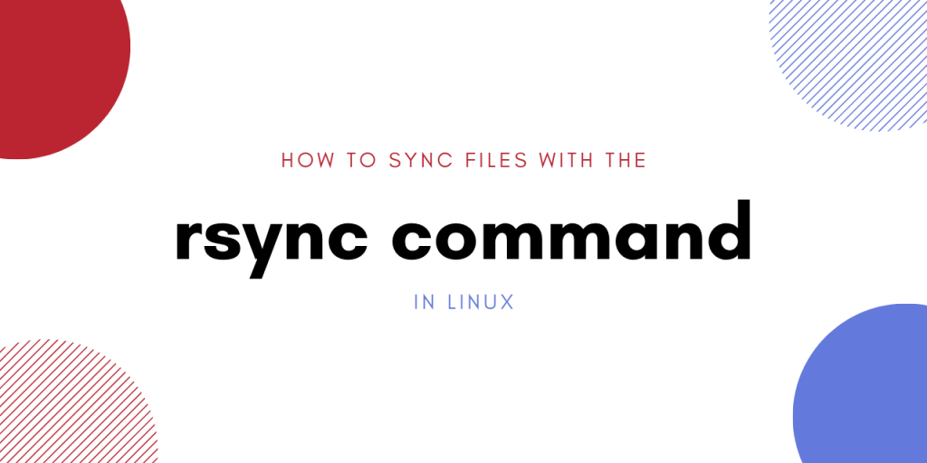 Rsync Command In Linux