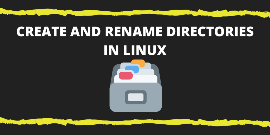create and rename Directory