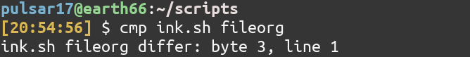Cmp Files