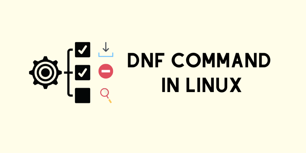Dnf Command