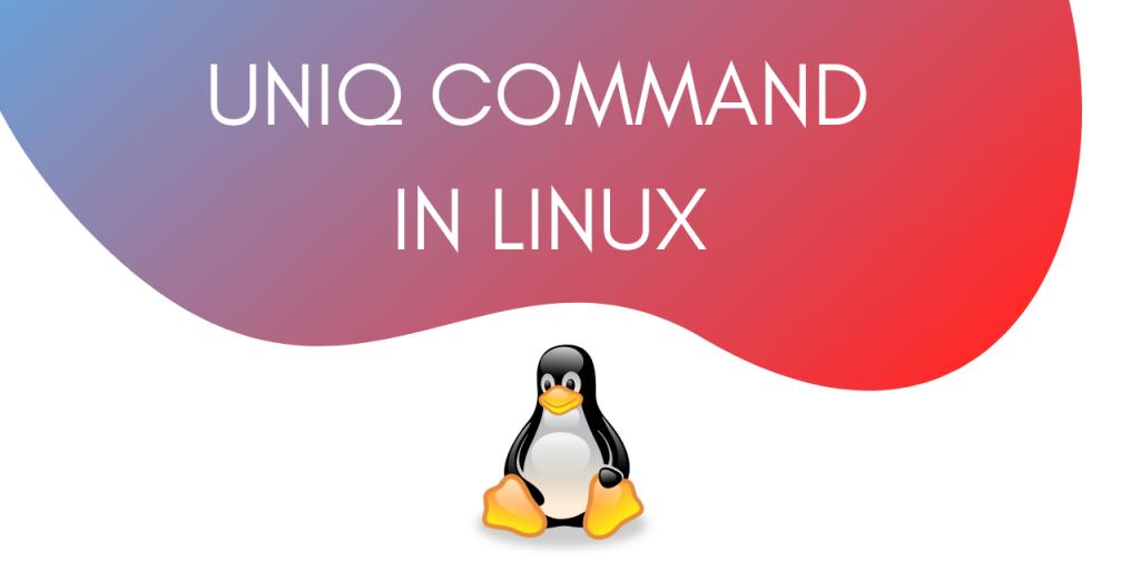 Uniq Command