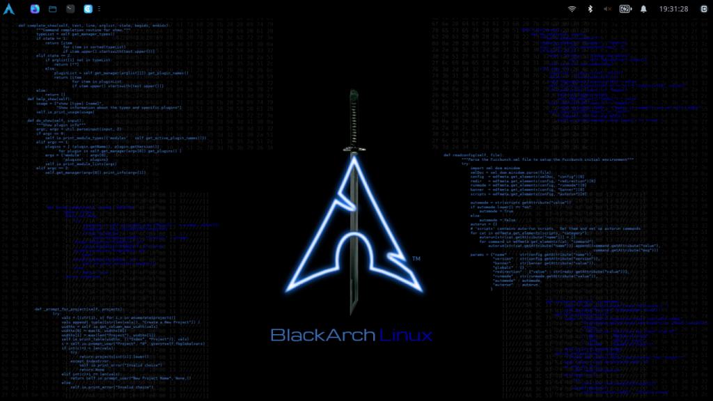 My Minimal Black Arch Setup With XFCE
