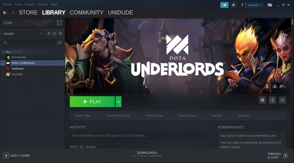 Ready To Play Game On Steam