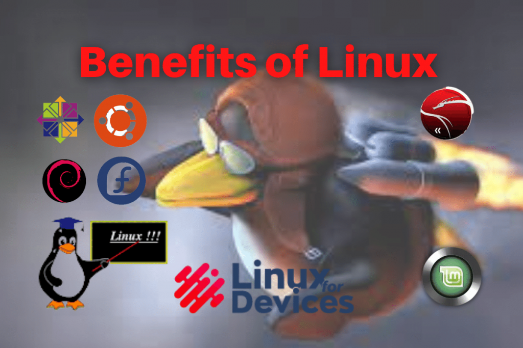 Benefits Of Linux