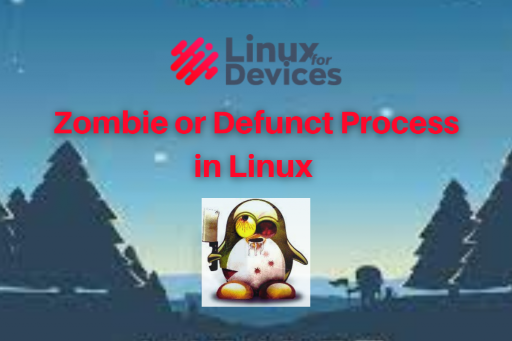 Zombie Process In Linux