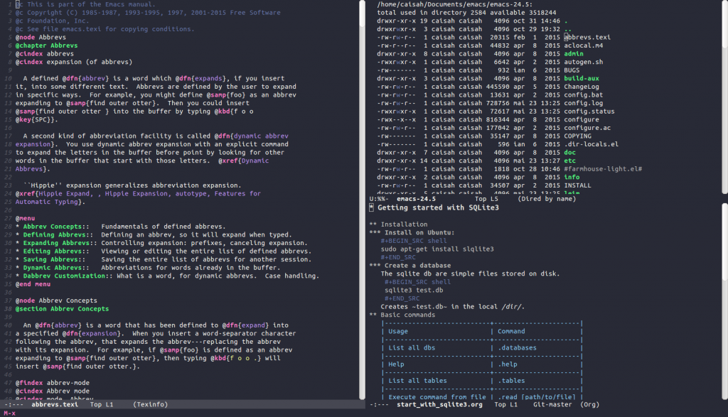 Emacs Dracula Theme 4 Best Terminal Based Text Editors for Linux